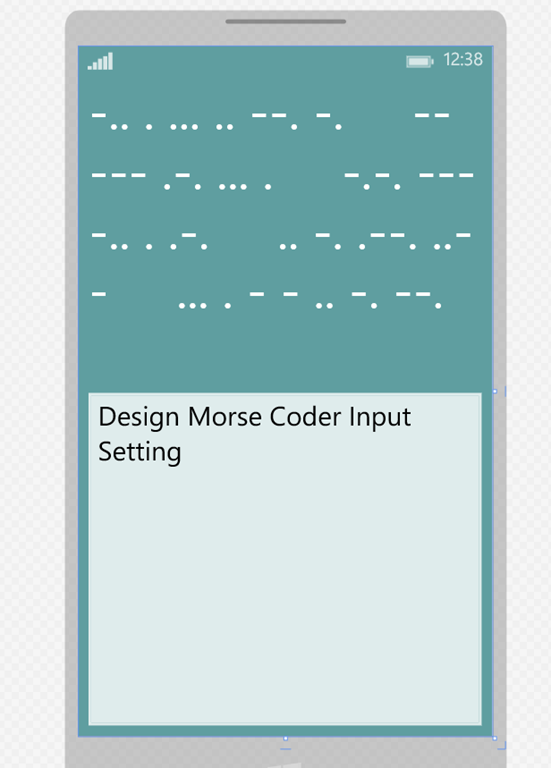 Windows Phone Designer with Dependency Injection